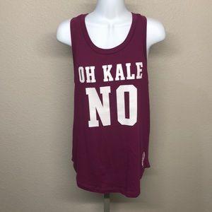 Victoria's Secret Pink Oh Kale No Tank